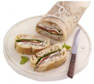 Сэндвич Пикник с креветками