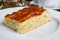 Пирог с капустой, 1000 гр.