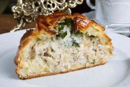 Пирог Курник, 500 гр.