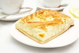 Пирог с творогом, 1000 гр.