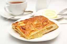 Пирог с лимоном, 1000 гр.