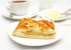 Пирог  с яблоками, 1000 гр.