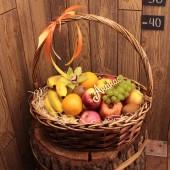 Корзина с фруктами стандарт