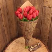 Букет тюльпанов мини