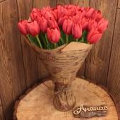Букет тюльпанов макси