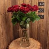 Роза 60 см (Россия) бордо