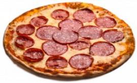 Пицца Салями, 25 см.