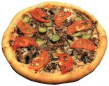 Пицца Мясная, 800 гр.
