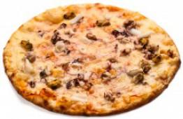 Пицца Дары моря, 700 гр.