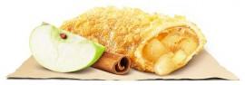 Пирожок с яблоком и корицей
