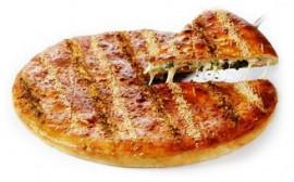 Пицца Закрыта шпинат с рикоттой, 44 см.