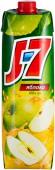 Сок J-7 яблоко/1 л