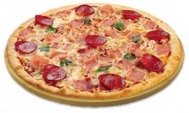 Пицца Барбекю, 800 гр.