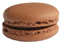 Макаруны с шоколадной начинкой
