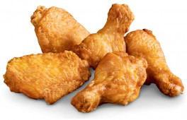Крылышки куриные, 4 шт.