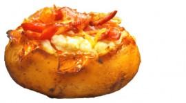 Картофель с луком фри ХL