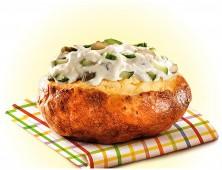 Горячий наполнитель Топленый сыр с брокколи