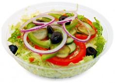 Биф Клаб мелт салат