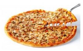 Пицца Грибная, 44 см.