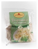 Вареники со свежей капустой, 0,35 кг.