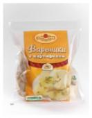 Вареники с картофелем, 0,35 кг.
