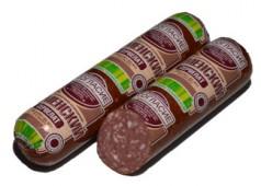 Колбаса полукопченая «Тюменский» сервелат