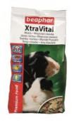 Корм Beaphar Xtra Vital для морских свинок, 1 кг.