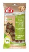 Лакомство 8in1 Minis говядина, яблоко, для собак