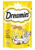 Лакомство Dreamies подушечки с сыром