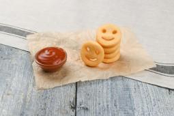 Картофельный смайлики 9 шт.