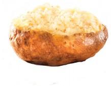 Картофель с растительным маслом ХL