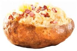 Картофель с мясом ХL