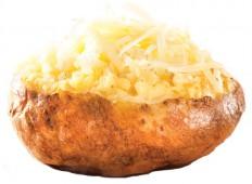 Картофель с сыром ХL