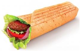 Сэндвич мясной большой