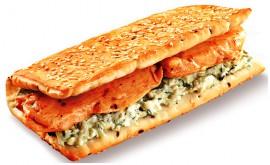 Сэндвич с куриной грудкой / большой