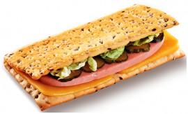 Классический Сэндвич с ветчиной и сыром