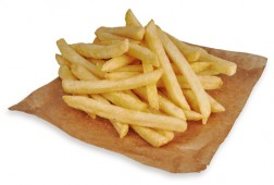 Картофель фри стандарт, 110 гр.