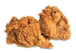Филе бедра цыпленка фри, 2 шт.